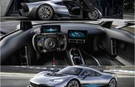 Mercedez Project One